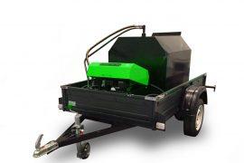 BS 1000 Bitumen emulzió szóró gép