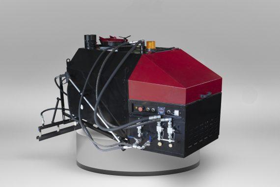 BSE 500 Bitumen emulzió szóró gép